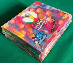 2002 FIFA World Cup Korea & Japan Trading Card PANINI Brand New Sealed BOX +HOT+