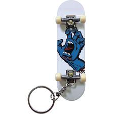 Santa Cruz Skateboards Old School Screaming Hand Fingerboard Keychain