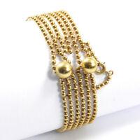 Cartier Armband Draperie 6-reihig Authentic 18 K Gold Vintage Bracelet L:17,5 cm