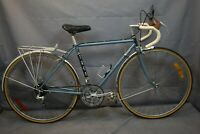 1981 Trek 610 Touring Road Bike X-Small 48cm Shimano 600 Reynolds Steel Charity!