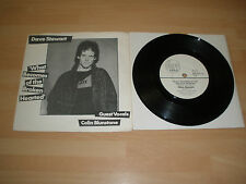 "DAVE STEWART COLIN BLUNSTONE 7"" VINYL P/S WHAT BECOMES OF THE BROKEN HEARTED EX"