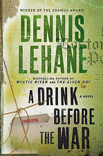 A Drink Before the War: A Novel-ExLibrary