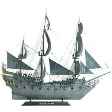 Black Pearl Captain Jack Sparrow Ship Pirates Zvezda9037 without box