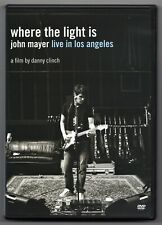John Mayer Where The Light Is Live In Los Angeles - DVD (Region: 0)