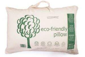 Enviro-Tex Eco Pillow, Organic Pillow Made From Recycled Materials