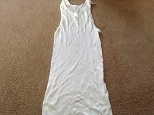 lot of 3 ftl fruit of th loom wife beater undershirt MENS TANK WHITE A SHIRT xL
