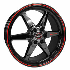 Race Star Wheels 93 Truck Star 15x10 6x5.50BC 6.625BS Black Chrome