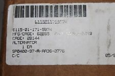 802301-0019, A0012360JC LEECE-NEVILLE 75 A 14 V HIGHT OUTPUT ALTERNATOR.  NEW