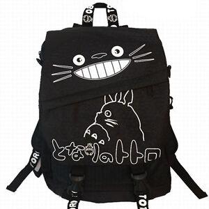 My Neighbor Totoro rucksack Travelling Backpack Shoulder School Bag