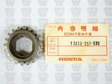 Honda NOS NEW 13615-357-030 Primary Drive Gear CR CR250M