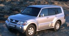 "Mitsubishi Shogun1999-06 factory workshop service manual sent as a ""Download"""