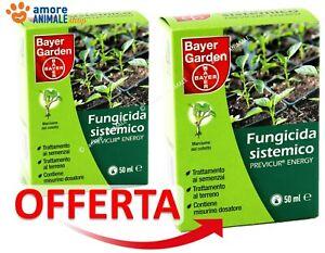 Bayer PREVICUR ENERGY → 50 ml  Fungicida Sistemico Peronospera Marciumi Colletto