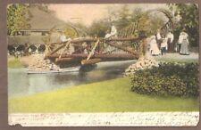 Vintage Postcard 1908 Kennywood Park, Pittsburg Pennsylvania