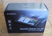 Garmin DriveLuxe 50 NA LMTHD GPS Navigator System with Lifetime Maps and Traffic
