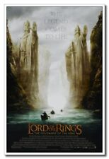 "The Lord Of The Rings The Fellowship Of The Ring 24""x36"" Movie Silk Poster"