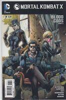 Mortal Kombat X #7 DC Comics COVER A 1ST PRINT