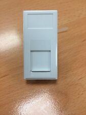 Eaton F3787 : Module, RJ45 Cat 6 Spectra 50x25mm White