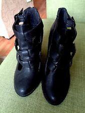 New Look Buckle Mid Heel (1.5-3 in.) Shoes for Women