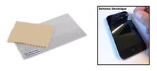 Displayschutzfolie Anti UV / Kratzer / Schmutz ~ LG P350 / Optimus Me