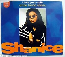 Shanice I love your smile-Driza Bone Remix (1991/92) [Maxi-CD]