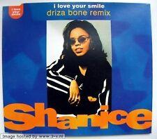 Shanice I love your smile-Driza Bone Remix (1991/92) [Maxi-CD]
