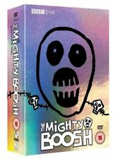 The Mighty Boosh Complete Seasons Series 1 2 3 Box Set Region 4 DVD New