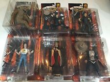Big Trouble in Little China action figures complete set retro  Neca McFarlane