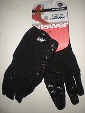 Answer Won Full Finger Glove Black 2XL BRAND NEW!