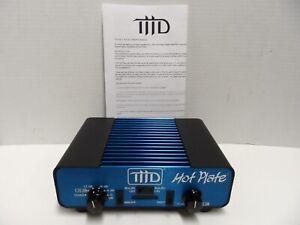 THD Hot Plate Power Attenuator 16 Ohm Blue Volume Control Load Box Amp Soak # 8