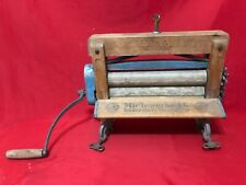ANTIQUE MIELE WASHING MACHINE CLOTHES WASHER TOP CONDITIONS JUST GORGEOUS