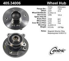 Centric Parts 405.34006E Rear Hub Assembly