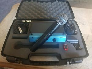 Shure sm58 beta wireless microphone