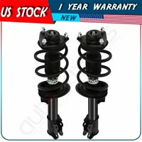Front Pair For 2011 Hyundai Sonata Quick Loaded Complete Struts Assembly Mounts