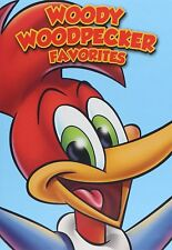 Woody Woodpecker Favorites (DVD, 2015) NEW