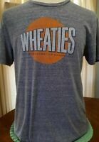 Wheaties The Breakfast Of Champions T Shirt Large 44 chest