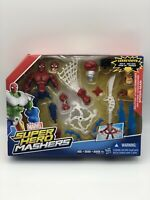 Hasbro Marvel Super Hero Mashes Spider Man W Sabretooth NIB Action Figure