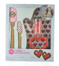 ROSANNA PANSINO by Cookie Decorating Kit, 5-Piece - Cookie Decorating Supplies