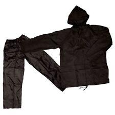 Tuta Completo antipioggia giacca con pantalone per moto scooter bici taglia M/L