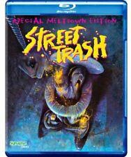 STREET TRASH (Special Meltdown Edition) -  Blu Ray - Sealed Region free