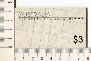 41193) Australie 1989 MNH QEII Environment 41c (x7) Scott #1152a