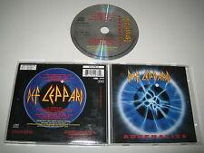 DEF LEPPARD/ADRENALIZE (Bludgeon / 510 978-2) CD Album