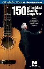 150 of the Most Beautiful Songs Ever Sheet Music Ukulele Chord SongBoo 000117051