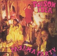 Pajama Party [Remaster] POISON IDEA CD