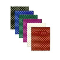 "Pioneer Flexible Cover Photo Album, Designer Color Covers, Holds 36 4x6"" Photo"