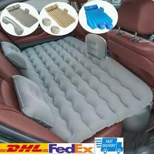 Inflatable Car Air Bed Back Rear Seat Rest Foldable Mattress For Travel Camping