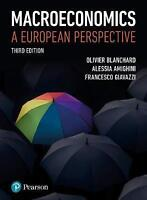 Macroeconomics: A European Perspective by Alessia Amighini, Francesco...