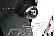 R&G Racing PAIR AERO CRASH PROTECTORS for KTM RC8 (2009)