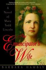 The Emancipator's Wife by Barbara Hambly (2005, Paperback) HH2305