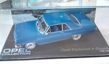 OPEL Diplomat A coupé - VOITURE MINIATURE COLLECTION - IXO 1/43 CAR AUTO-51