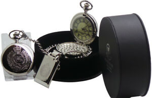 Royal Engineers Engraved Personalised Pocket Watch and Keyring Stunning Gift Set